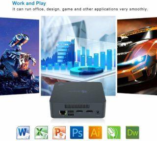 Mini-PC-Beelink-320x288 Mini Pc Veloce ed Economico: Beelink U55 con Intel i3