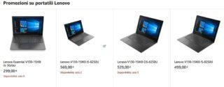 Notebook-Lenovo-serie-V130-in-Offerta-320x125 Guida BMAX: 4 nuovi notebook cinesi per tutte le Esigenze: Dettagli e Offerte