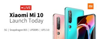 Novità-Xiaomi-Mi-10-320x128 Xiaomi Mi Note 10, lo Smartphone con 108MP supera la Reflex: Dettagli e Offerte