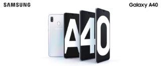 Offerta-Samsung-Galaxy-A40-320x131 Xiaomi Mi Note 10, lo Smartphone con 108MP supera la Reflex: Dettagli e Offerte