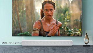 Offerta-Xiaomi-Soundbar-Bluetooth-1-320x182 Xiaomi Mijia Proiettore Laser, fino a 150 pollici 4K sostituisce la normale TV
