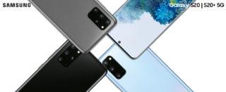 Samsung-Smartphone-Galaxy-S20-1-320x131 Xiaomi Mi Note 10, lo Smartphone con 108MP supera la Reflex: Dettagli e Offerte