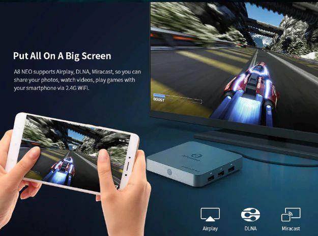 TV-Box-Alfawise-A8-2 TV Box Alfawise A8, il migliore per qualità-prezzo a 25€: Dettagli e Offerte