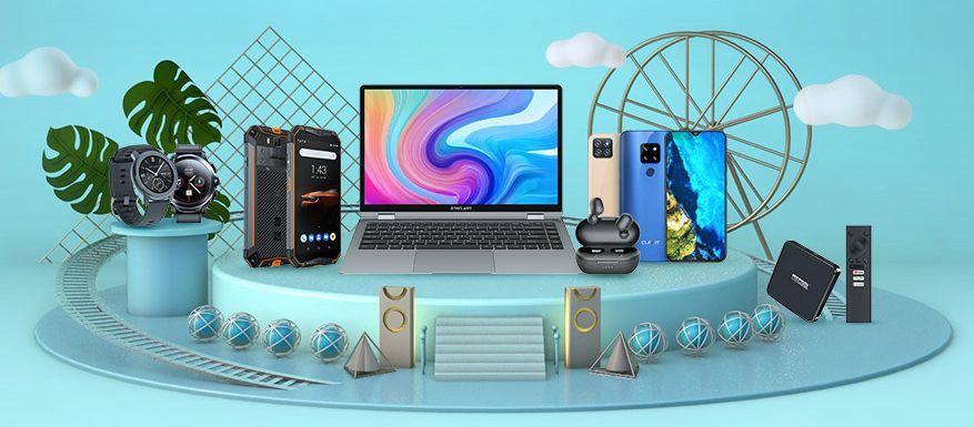Best-Consumer-Electronics-of-2020-Gearbest Offerte Gearbest Anniversario 2020, fino al 26 Marzo le promo Attive