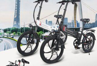 Codice-Sconto-Samebike-20LVXD30-2-320x217 La Ruota elettrica per Bici da 26 - Modifica in e-Bike Facile