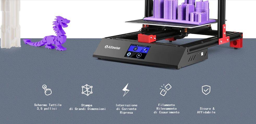 Le Migliori 8 Stampanti 3D in Offerta a Marzo 2020