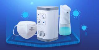 Mascherine-di-Protezione-320x163 Offerta ANYCUBIC I3 Mega a 152€, stampante economica per principianti