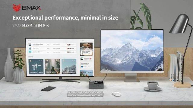 Mini-PC-Potenti-BMAX-3 Mini PC Potenti: BMAX B3 PLUS e BMAX B4 Pro, Dettagli e Offerte