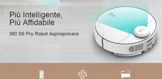 Offerta-360-S6-Pro-5-320x157 Codice Sconto Xiaomi Redmi Note 8 Pro a 200€, miglior smartphone Fascia Media
