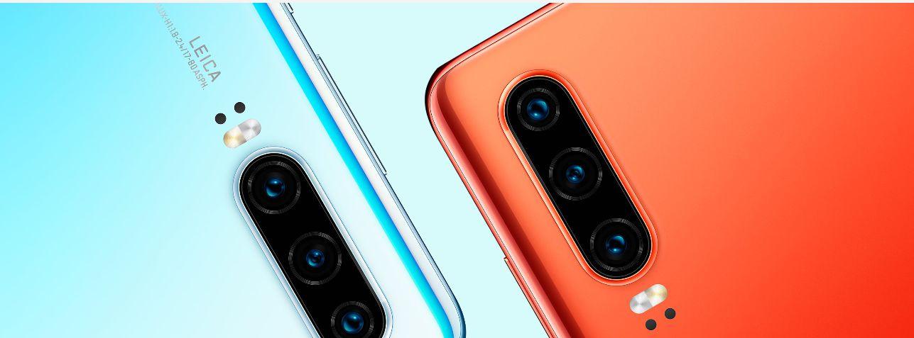 Offerta Huawei P30 a 418€, Smartphone con Fotocamera Leica