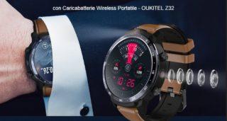 Offerta-OUKITEL-Z32-8-320x171 Ticwris GTS, smartwatch a 25€ completo di TUTTO! Dettagli e Offerte