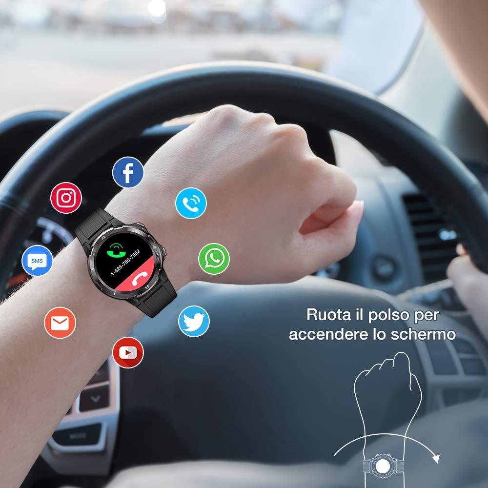 Offerta-UMIDIGI-Uwatch-GT-7 Offerta UMIDIGI Uwatch GT a 39€, Miglior Smartwatch per Fitness