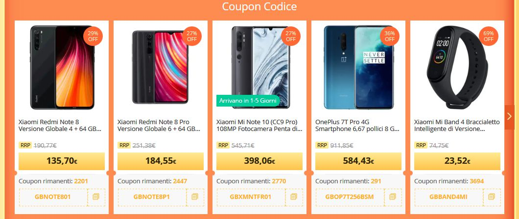 Offerte-Notebook-Cinesi-Smartphone-ed-Elettronica-Marzo-2020-2 Offerte 50% Notebook Cinesi, Smartphone ed Elettronica Marzo 2020