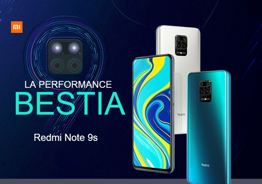 Redmi-Note-9S-4 Offerta Redmi Note 9S a 199€, il nuovo smartphone Xiaomi