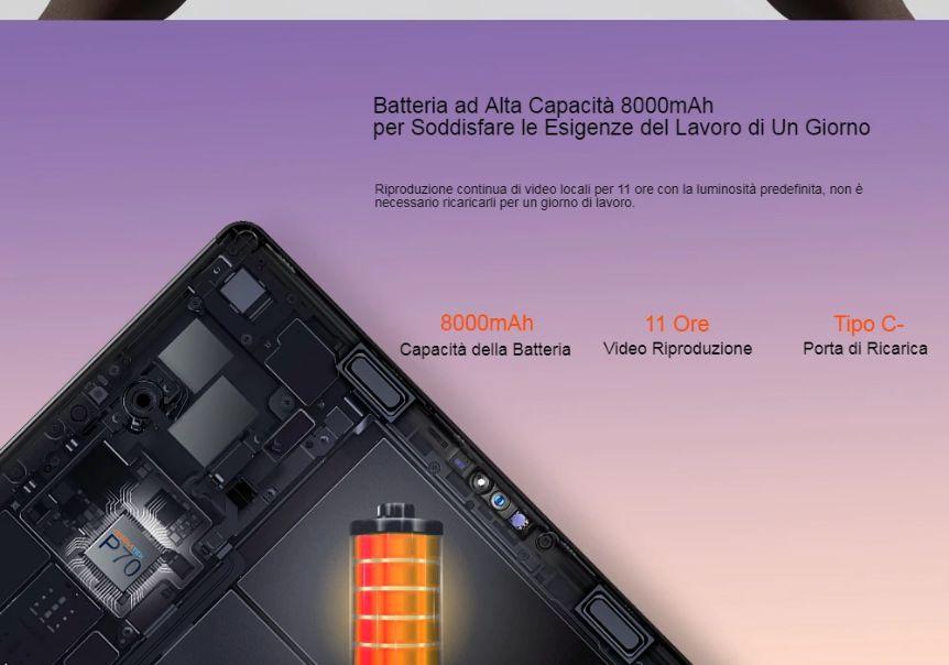Teclast-T30-il-Tablet-4g-Economico-4 Teclast T30, il Tablet 4g Economico da 10 pollici: Dettagli e Offerte