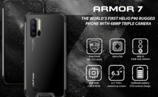 ULEFONE ARMOR 7, Smartphone Rugged da 48MP: Dettagli e Offerte