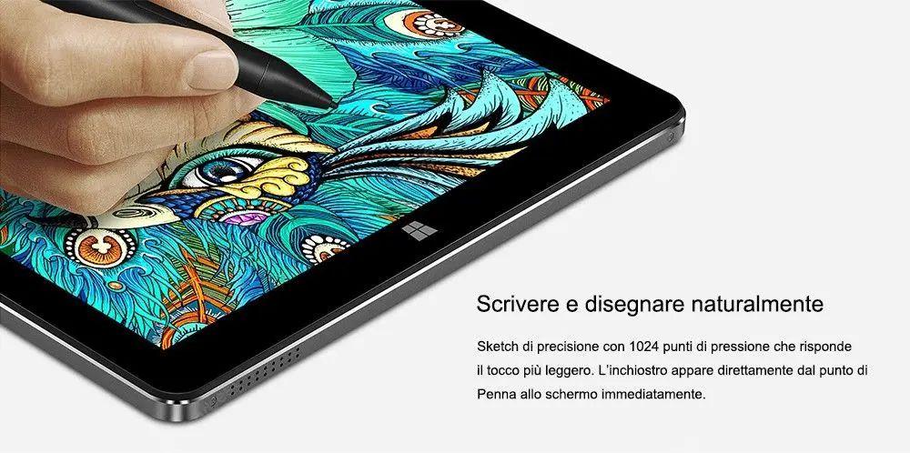 Chuwi-Hi10X-3 Chuwi Hi10X, alternativa a 200€ di Microsoft Surface: Dettagli e Offerte