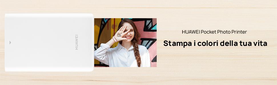 Miglior-Stampante-Fotografica-Portatile-3 Miglior Stampante Fotografica Portatile: Huawei AR Mini, Dettagli e Offerte