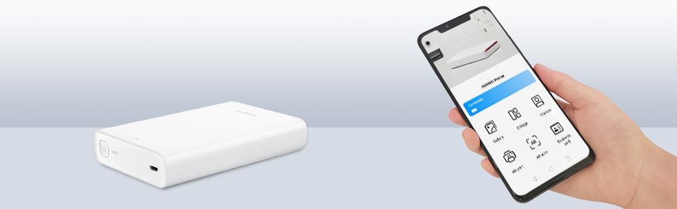 Miglior-Stampante-Fotografica-Portatile-4 Miglior Stampante Fotografica Portatile: Huawei AR Mini, Dettagli e Offerte