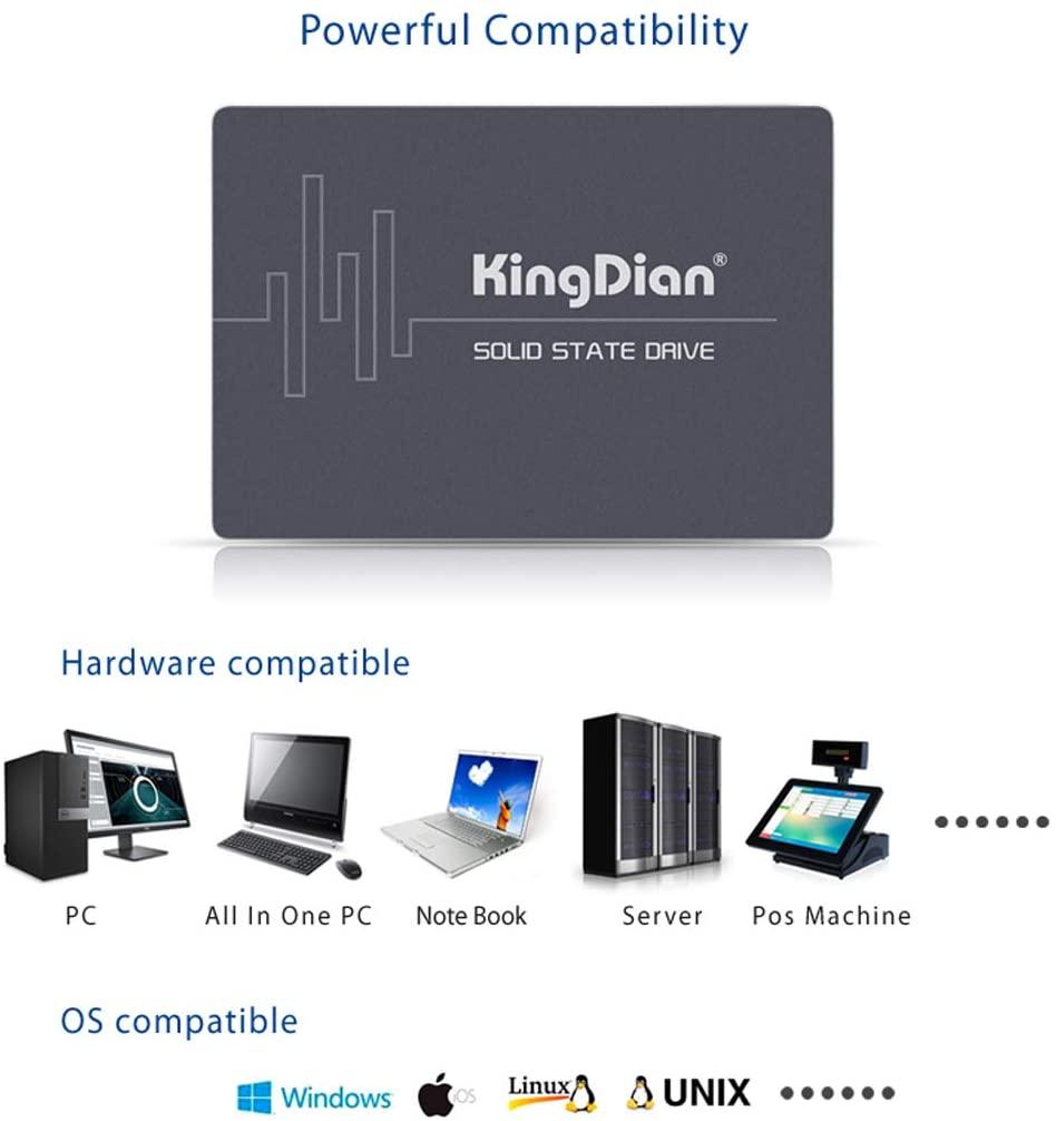 Offerta-SSD-KingDian-2 Offerta SSD KingDian 10% di sconto: 240GB, 480GB, 1TB
