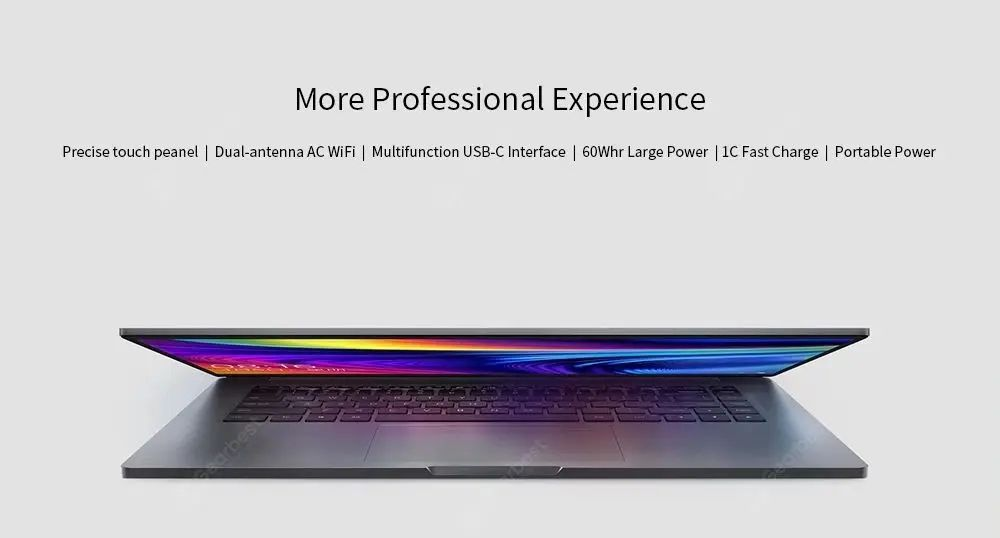 Offerta-Xiaomi-MI-Notebook-Pro-Enhanced-1 Offerta Xiaomi MI Notebook Pro Enhanced, per Fotografia e Gaming