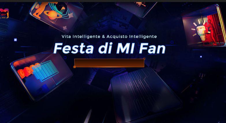 Offerta Xiaomi Mi Fan Festival Aprile 2020, Promozioni e Codici Sconto