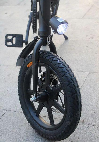 Unboxing-FIIDO-D1-8 Unboxing FIIDO D1, la bici elettrica pieghevole Economica