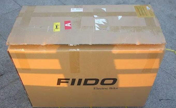 Unboxing-FIIDO-D1-Folding-Electric-Bike1 Unboxing FIIDO D1, la bici elettrica pieghevole Economica
