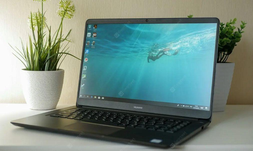 Huawei MateBook D: Miglior Notebook per Studio Lavoro a 649€