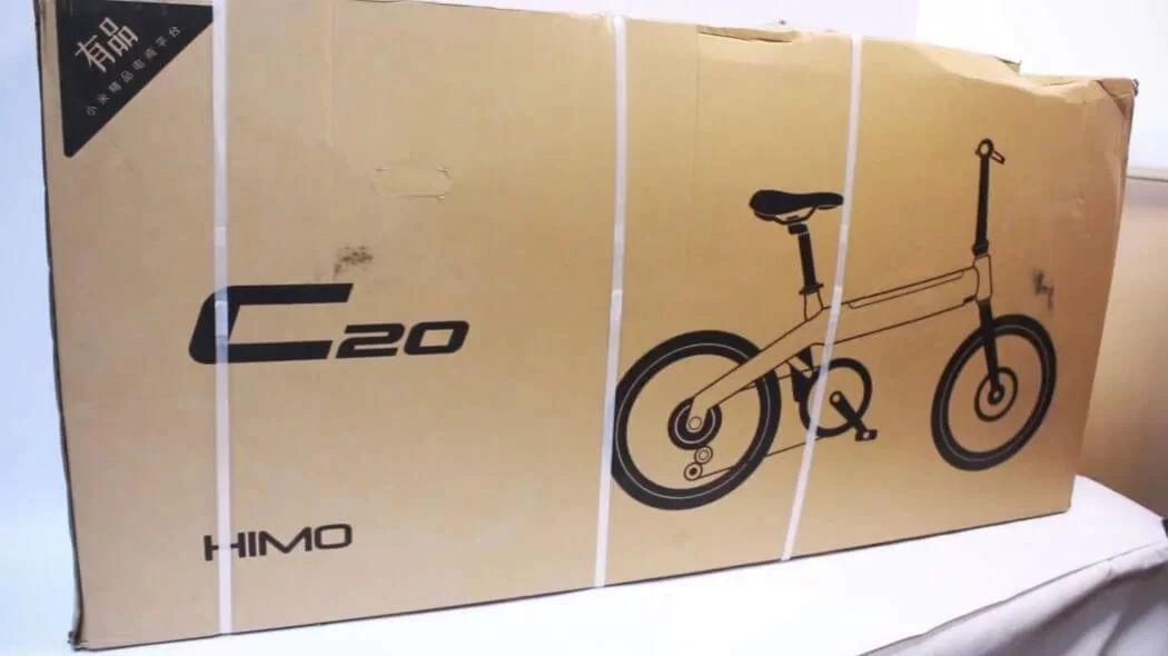 Bici-Elettrica-2020-Xiaomi-Himo-C20-1 Bici Elettrica 2020: Xiaomi Himo C20 la Migliore per Qualità Prezzo