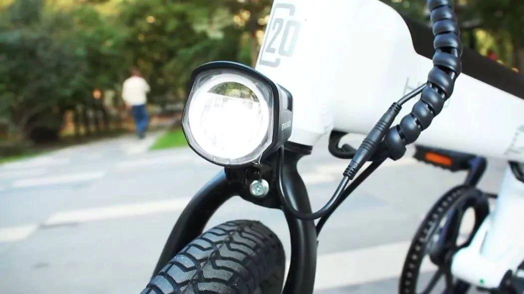 Bici-Elettrica-2020-Xiaomi-Himo-C20-15 Bici Elettrica 2020: Xiaomi Himo C20 la Migliore per Qualità Prezzo