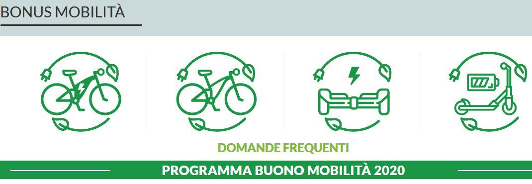 Tutti i Dettagli sul Bonus 500€ Bici e Monopattini 2020