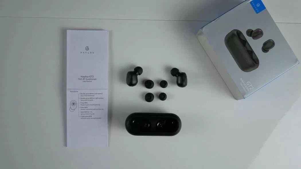 Haylou-GT2-gli-Auricolari-Bluetooth-5.0-8 Haylou GT2, gli Auricolari Bluetooth 5.0 Economici
