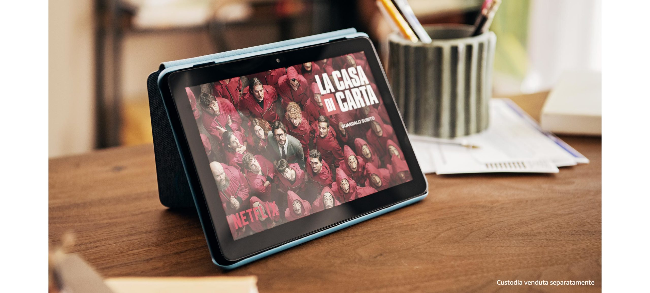 Offerta Nuovo Tablet Fire HD 8 a 99€, Miglior Tablet economico 2020!