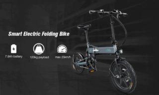 Offerta FIIDO D2S a 504€, Bicicletta Elettrica Pieghevole Economica