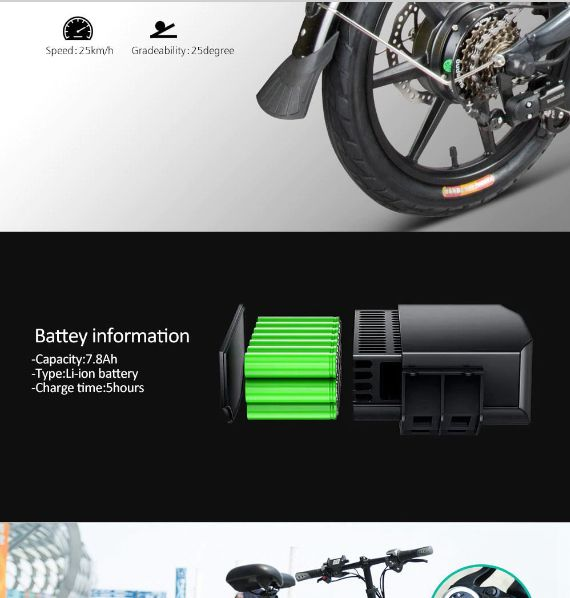 Offerta-FIIDO-D2S-a-504%E2%82%AC-3 Offerta FIIDO D2S a 504€, Bicicletta Elettrica Pieghevole Economica