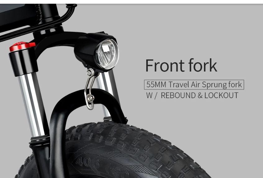 Offerta-FIIDO-M1-3 Offerta FIIDO M1, la Nuova Fat Bike pieghevole 2020