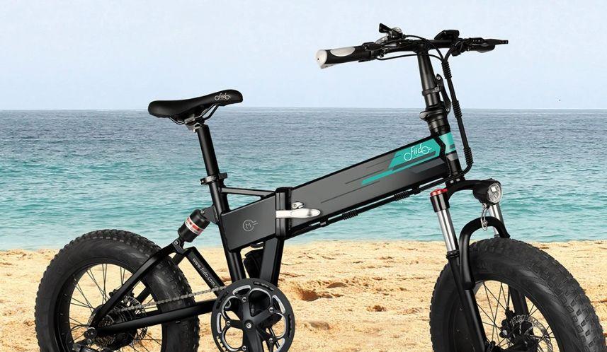 Offerta FIIDO M1, la Nuova Fat Bike pieghevole 2020