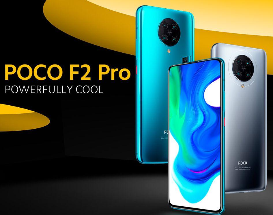 Offerta Pocophone F2 PRO a 466€, Smartphone 5G di FASCIA ALTA