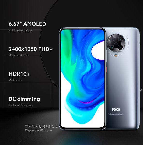 Offerta-Pocophone-F2-PRO-8 Offerta Pocophone F2 PRO a 466€, Smartphone 5G di FASCIA ALTA