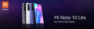 Offerta-Xiaomi-Mi-Note-10-Lite-2-320x99 Coupon e promozioni GearBest del mese per risparmiare