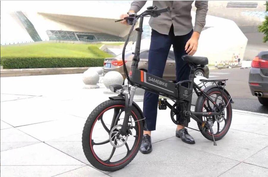 Samebike 20LVXD30: la bici elettrica per la Città 2020: Dettagli e Offerte