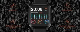 Ticwris-GTS-smartwatch-10-320x128 Offerta KOSPET Prime a 137€, il Primo smartwatch con 2 fotocamere + 4G