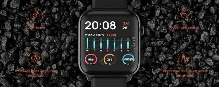 Ticwris GTS, smartwatch a 25€ completo di TUTTO! Dettagli e Offerte