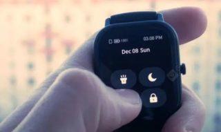 Ticwris-GTS-smartwatch-2-320x191 Ticwris GTS, smartwatch a 25€ completo di TUTTO! Dettagli e Offerte
