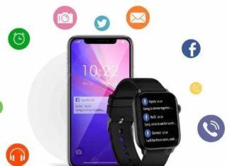Ticwris-GTS-smartwatch-4-320x234 Ticwris GTS, smartwatch a 25€ completo di TUTTO! Dettagli e Offerte
