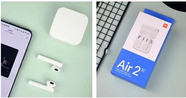 Xiaomi Mi Air 2 SE, Nuovi Auricolari 2020 di Qualità a 30€!