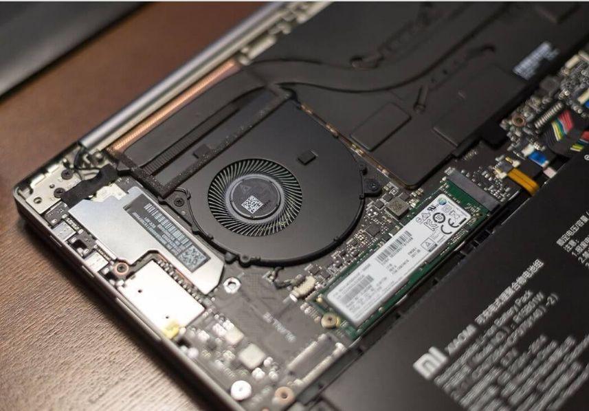 Xiaomi-Mi-Notebook-Pro-7 Xiaomi Mi Notebook Pro, il Notebook per Lavoro e Grafica 2020