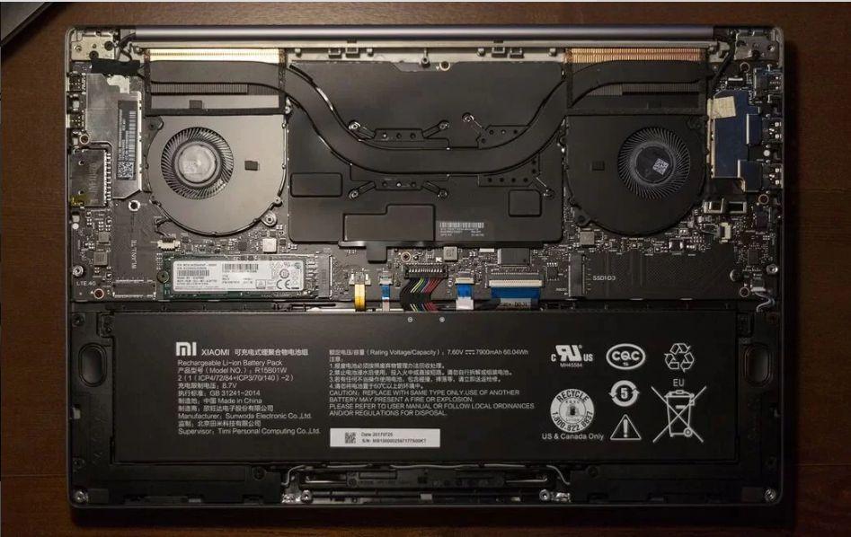 Xiaomi-Mi-Notebook-Pro-8 Xiaomi Mi Notebook Pro, il Notebook per Lavoro e Grafica 2020