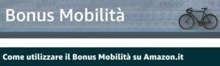 Bonus Mobilità: La Guida Completa 2020 con Offerte Amazon!